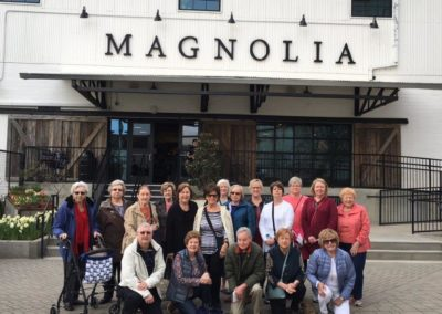 Magnolia Market at the Silos, Waco, Texas Group